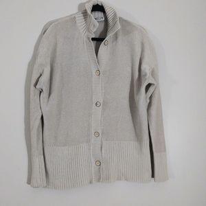 Alexander Wang button up knit cardigan sweater